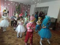 В нашем детском саду прошли новогодние утренники